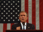 Image: President George W. Bush Addresses Joint Session of Congress. Flickr/U.S. National Archives