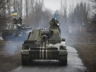 OSCE Special Monitoring Mission for heavy weaponry in eastern Ukraine. Wikimedia Commons/Creative Commons/OSCE