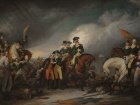 John Trumbull's The Capture of the Hessians at Trenton. Wikimedia Commons/Public domain