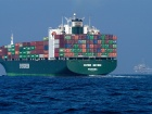 Container ship Ever Given. Wikimedia Commons/NOAA's National Ocean Service