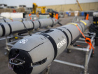 Unmanned underwater vehicles, assigned to Commander, Task Group 56.1, are pre-staged before UUV buoyancy testing. CTG 56.1 provides mine countermeasure, explosive ordnance disposal, salvage diving and force protection for the U.S. 5th Fleet.
