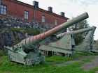 World War II–era artillery in Helsinki, Finland. Flickr/Dennis Jarvis
