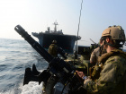U.S. Navy sailors patrol the Arabian Sea. Flickr/U.S. Navy