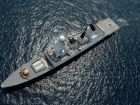 The HMS Daring en route to the Philippines. LA(PHOT) Keith Morgan/MOD.