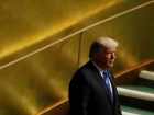U.S. President Donald Trump arrives to address the 72nd United Nations General Assembly at U.N. headquarters in New York, U.S., September 19, 2017. REUTERS/Shannon Stapleton