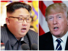 A combination photo shows North Korean leader Kim Jong Un (L) in Pyongyang, North Korea and U.S. President Donald Trump (R), in Palm Beach, Florida, U.S., respectively from Reuters files. REUTERS/KCNA handout via Reuters & Kevin Lamarque