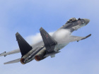 A Sukhoi SU-35 fighter aircraft participates in a flying display during the 50th Paris Air Show at the Le Bourget airport near Paris, June 23, 2013. REUTERS/Pascal Rossignol