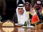 Saudi Foreign Minister Adel al-Jubeir attends the annual summit of Gulf Cooperation Council (GCC), in Kuwait City