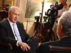 Prime Minister Benjamin Netanyahu during a 2011 interview. Flickr/Israeli Embassy Washington