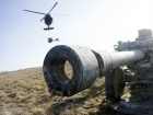 Image: Artillery being deployed by helicopter. US Army photo—public domain.