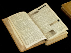 Source Bible for Thomas Jefferson's The Life and Morals of Jesus of Nazareth.