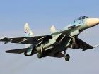 Sukhoi Su-27SM. Wikimedia Commons/Fedor Leukhin