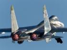 Sukhoi Su-27P. Wikimedia Commons/Alex Beltyukov