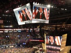 Image: Donald Trump speaking at the Republican National Convention. Photo by Peter Navarro.