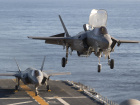 F-35Bs on board the USS America. Flickr/Lockheed Martin