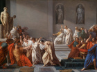 The Assassination of Julius Caesar. Wikimedia Commons