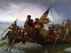 Washington Crossing the Deleware. Wikimedia Commons