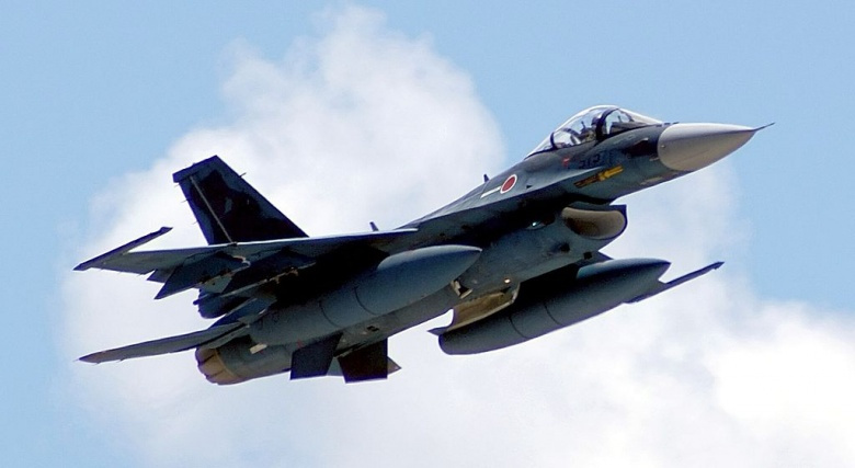 Japan's F-2 vs. China's Lethal J-10 Fighter: Who Wins ...