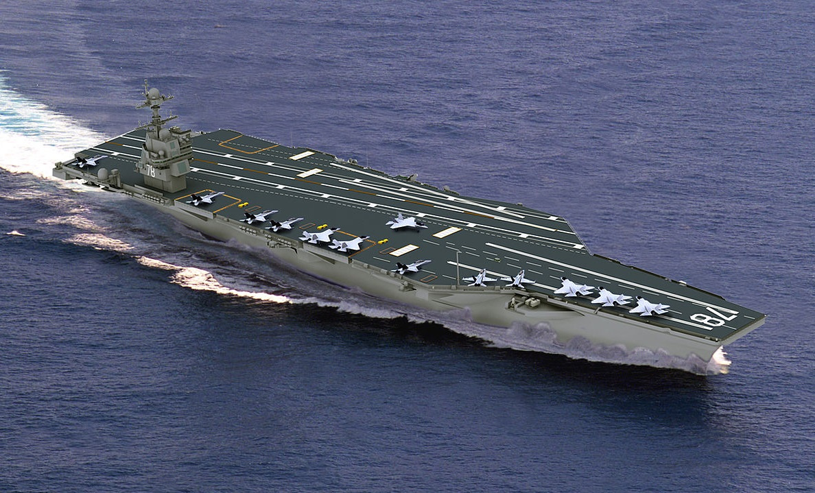 What Makes Americas New FordClass Aircraft Carrier Truly - Us aircraft carriers deployment map