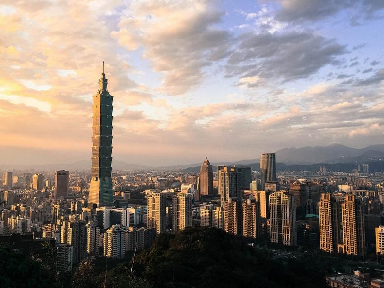Image: Taipei 101. Photo by David Hsieh, CC BY 2.0.