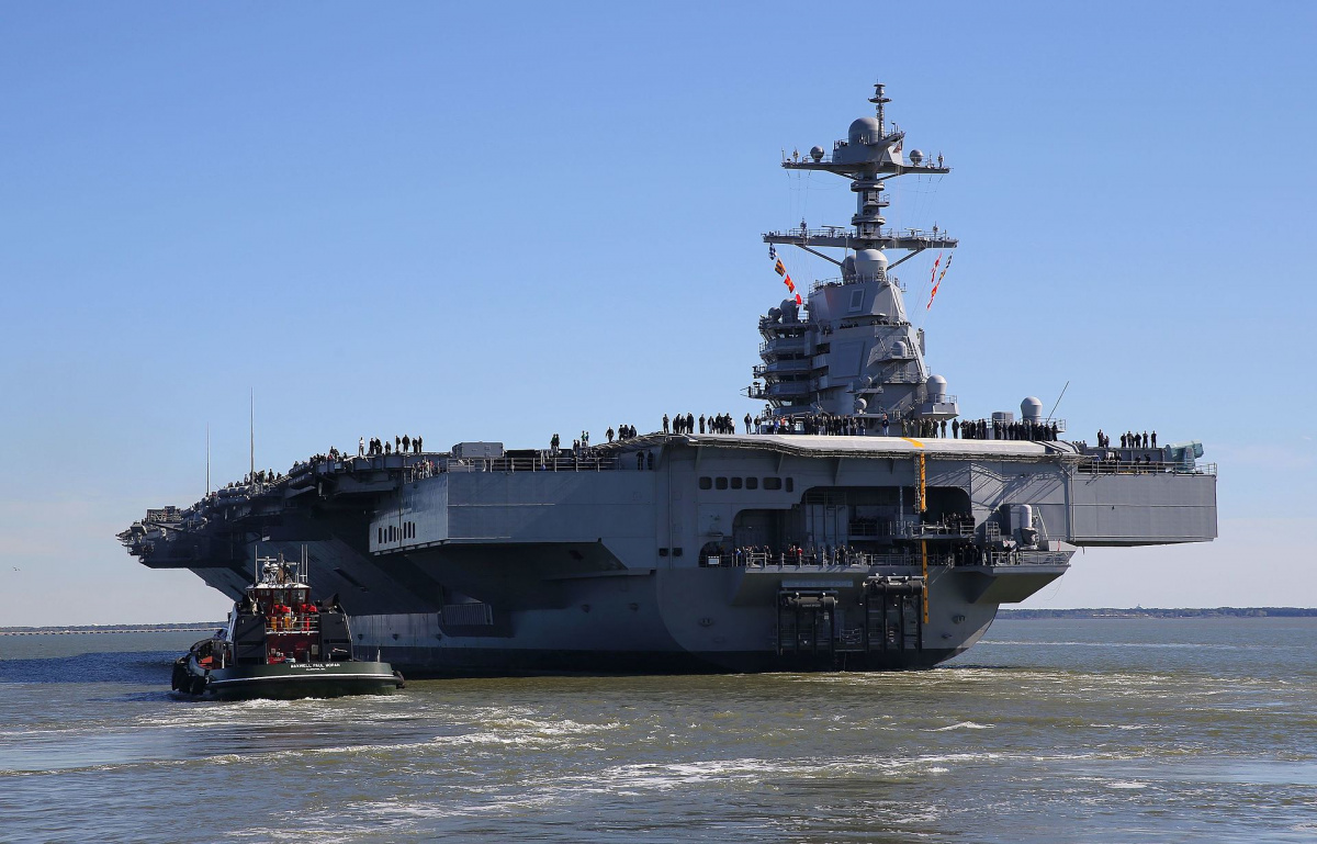 How Not To Build An Aircraft Carrier The National