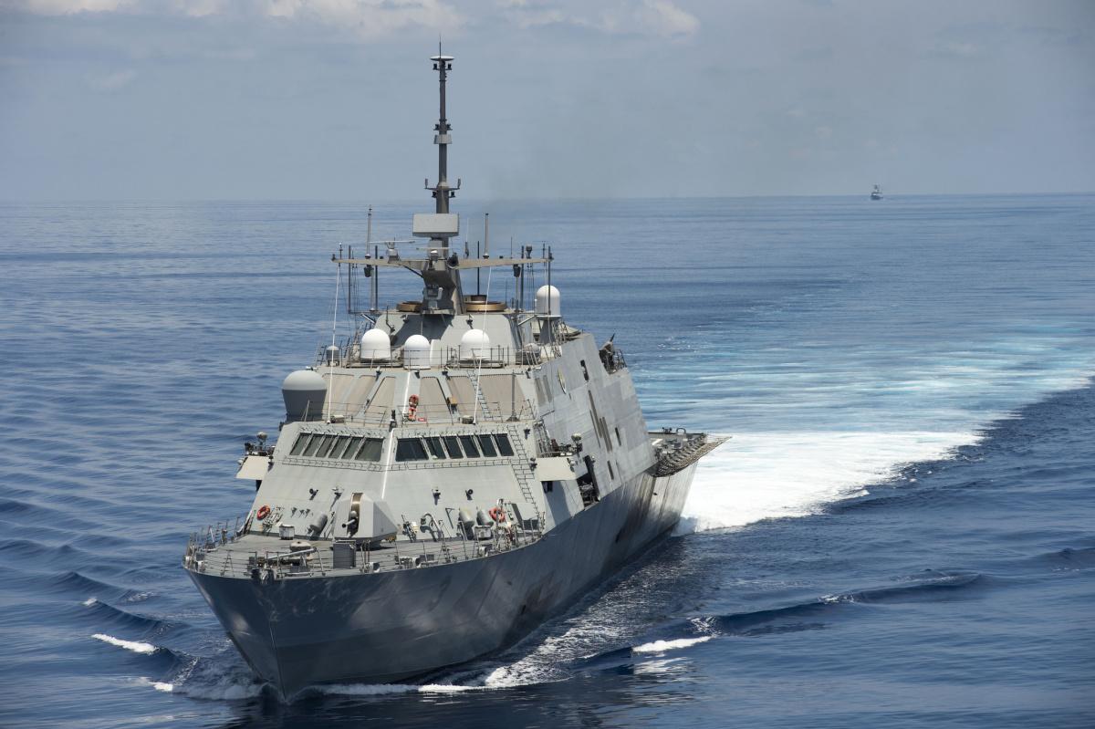 Littoral Combat Ship Inheritor Of The U S Navy S
