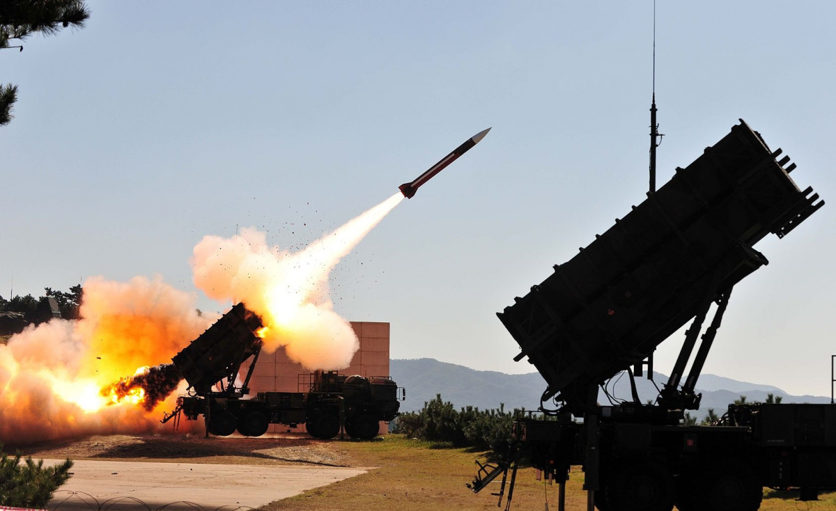 S 300 missile systems vs patriot - Why America S Enemies Fear The Patriot Missile Defense System Even After Almost 40 Years