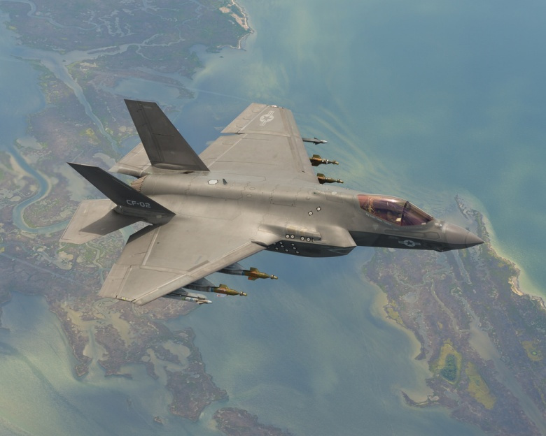 How The Us Marine Corps Bet Its Future On The F 35 Stealth
