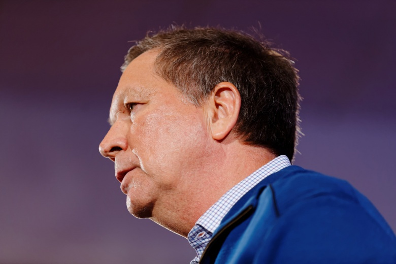 Image: John Kasich in New Hampshire, 2016. Photo by Michael Vadon, CC BY 2.0.