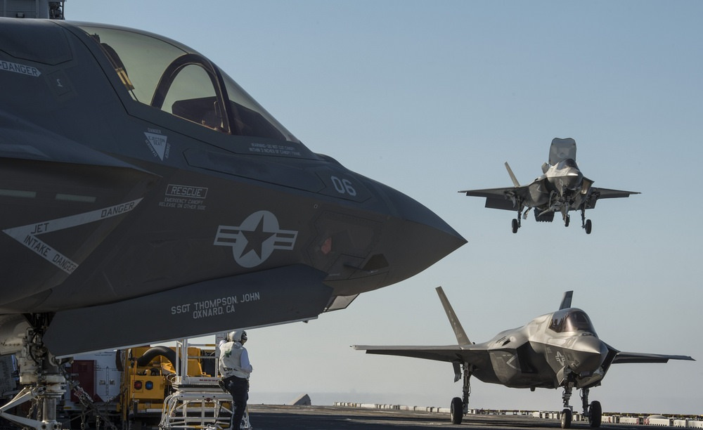 1st F-35 assembled in Japan revealed