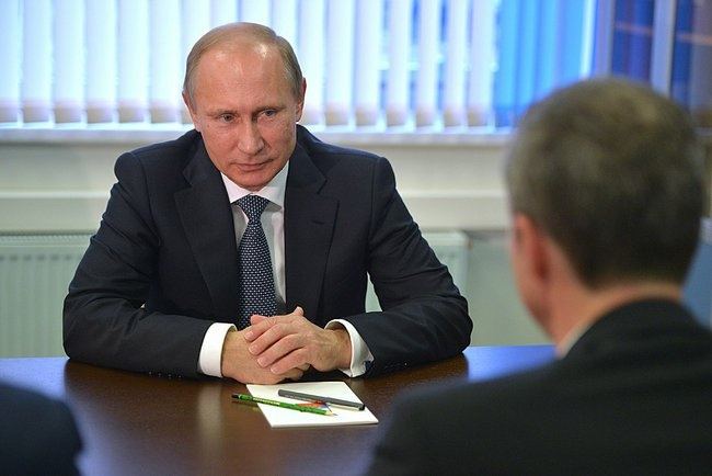 Dealing with Putin