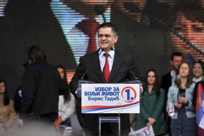 UN Secretary General Candidate Vuk Jeremic. Via Flickr