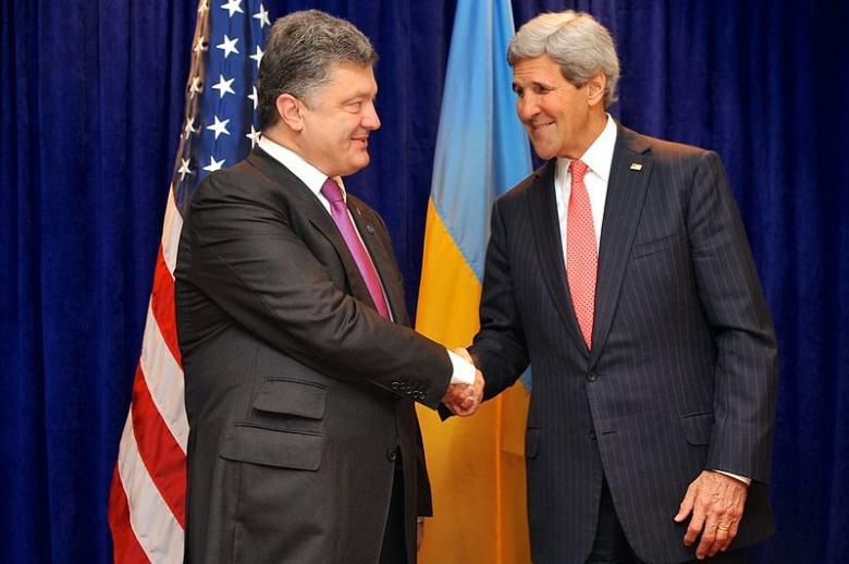 Как США могут помочь решить украинский кризис: относиться к Украине, как  Грузии?