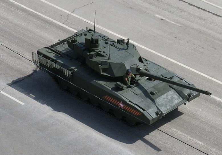 Опасный российский Танк Armata Т-14: готов к войне в следующем году?