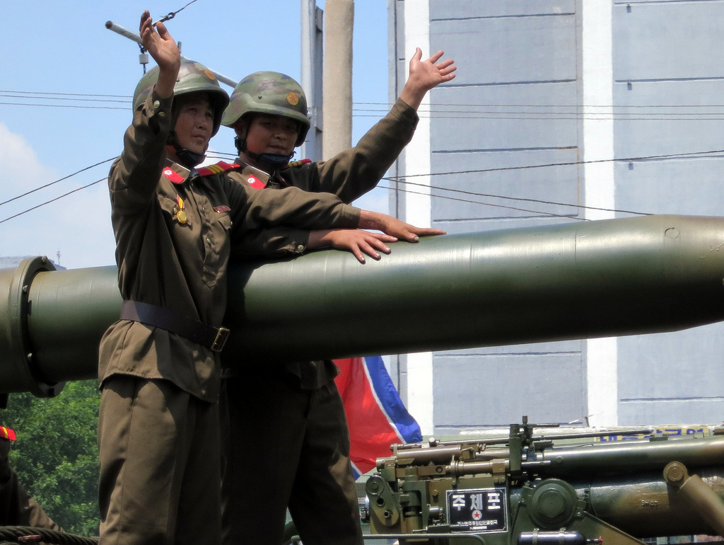 North Korea fails another missile test