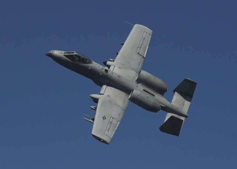 The Lethal A-10 Warthog: A Nuclear Bomber? | The National ...