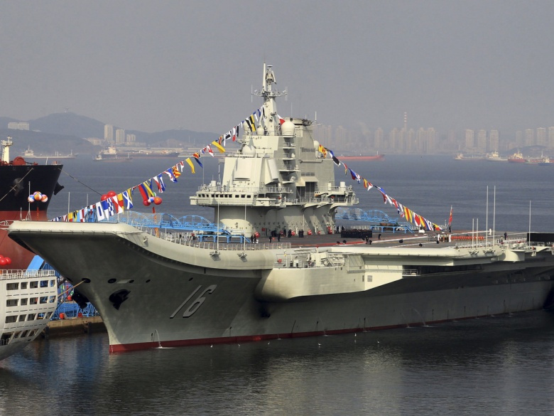 Why chinas next aircraft carrier will be based on soviet blueprints why chinas next aircraft carrier will be based on soviet blueprints malvernweather Gallery