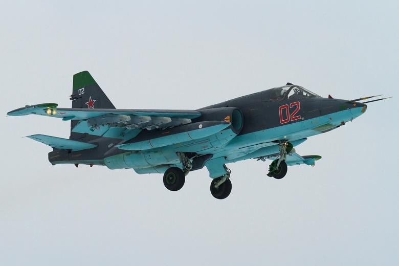 У России есть свой собственный 'A-10 Warthog
