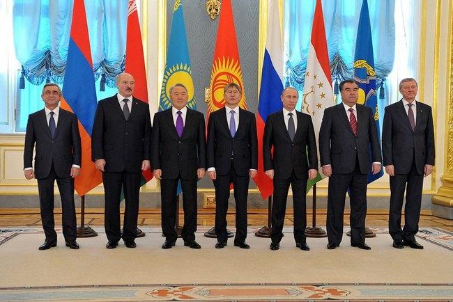 Российская роль в Средней Азии, с которой приходится жить Америке