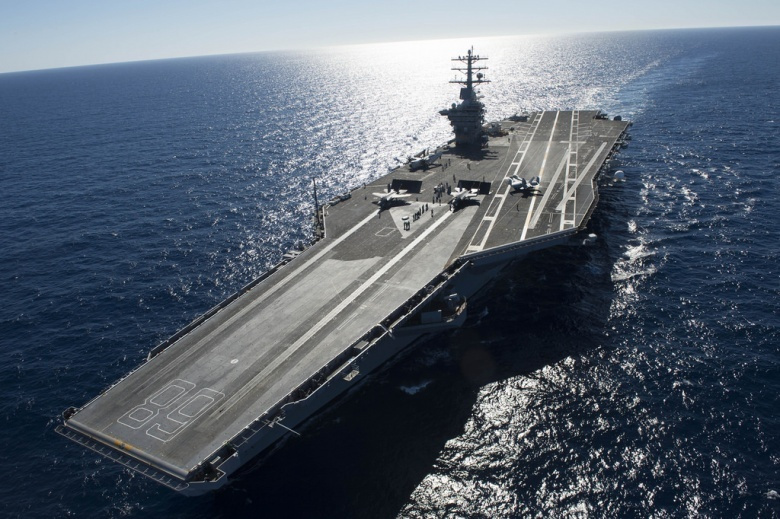 US Navy May Turn Every Ship Into An Aircraft Carrier The - Us aircraft carrier locations map