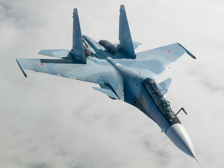 The Middle Eastu0027s Nightmare: Iran Is Buying Russiau0027s Lethal Su 30
