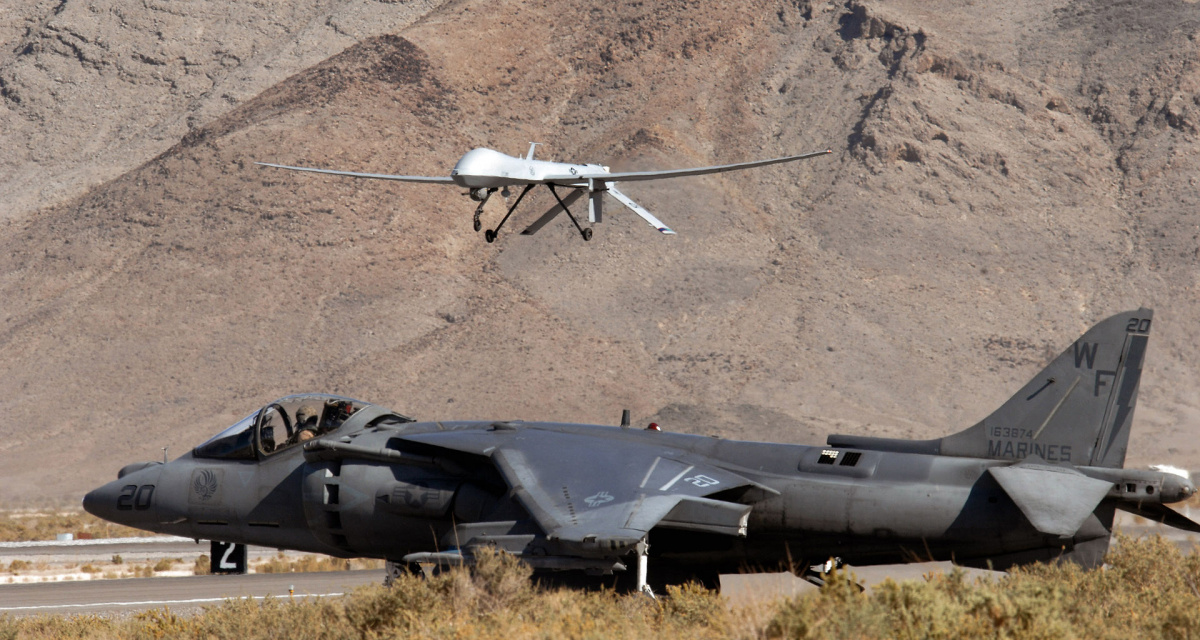 Marine Corps Combat Strategy Changes To Adjust Enemy Drone Threats