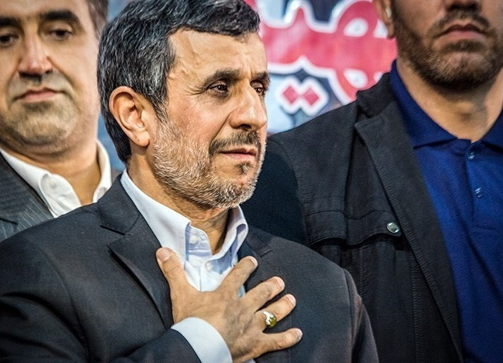 Mahmoud Ahmadinejad, former president of Iran. Wikimedia Commons/Hamed Amirnejad.