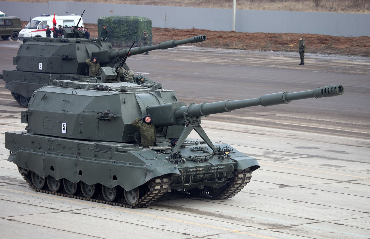 Weapons New Russian Military 79