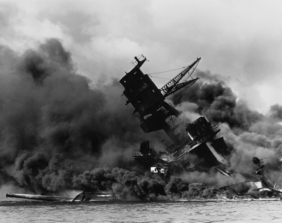 what we learned from pearl harbor Remembering pearl harbor a pearl harbor fact sheet on december 7, 1941, the japanese military launched a when admiral yamamoto learned that.