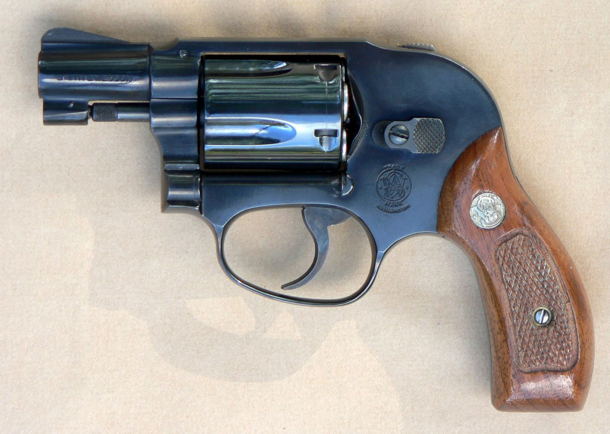 dating smith and wesson frame revolvers definition