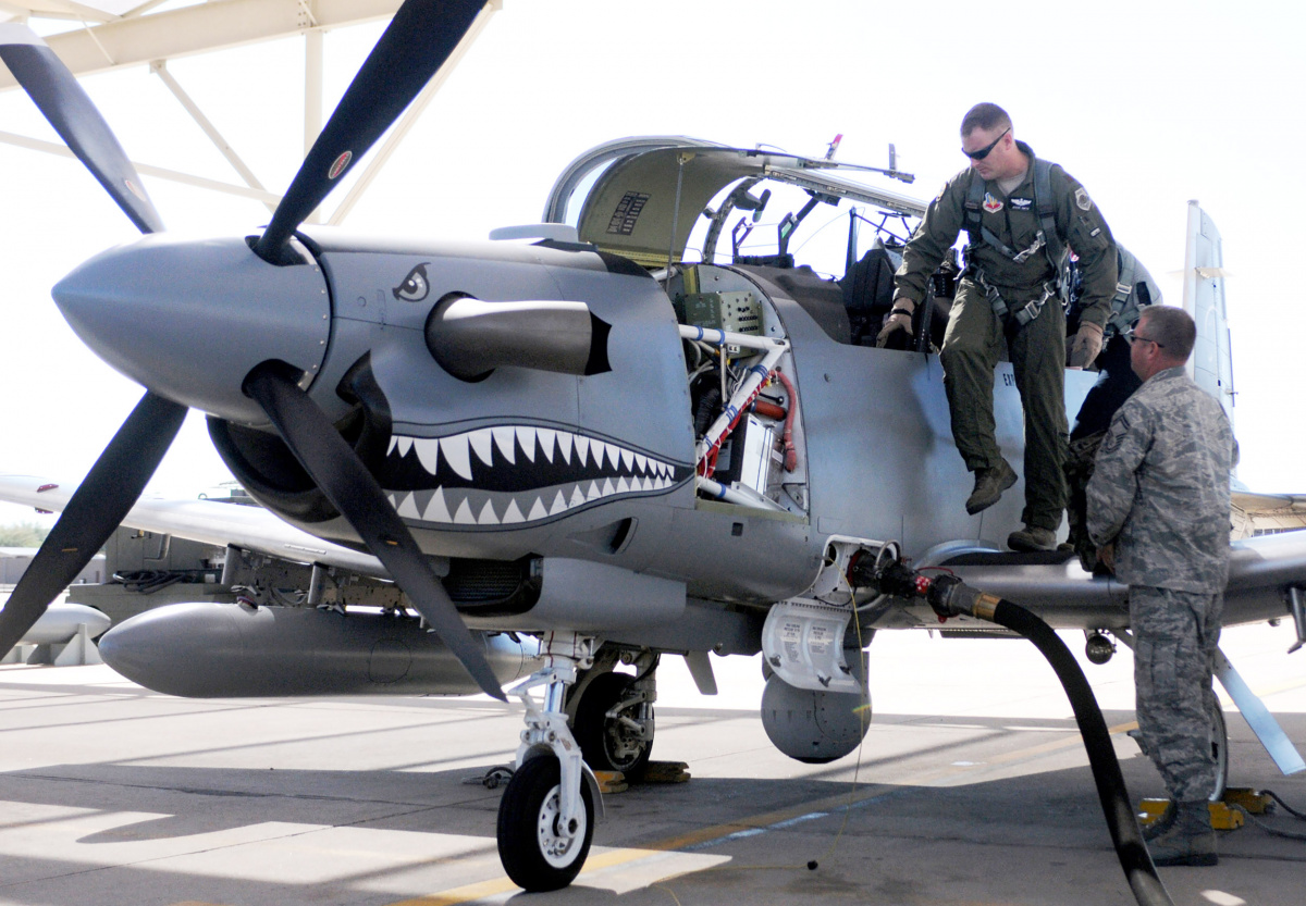 The Air Force Will Soon Get One Of These Light Attack