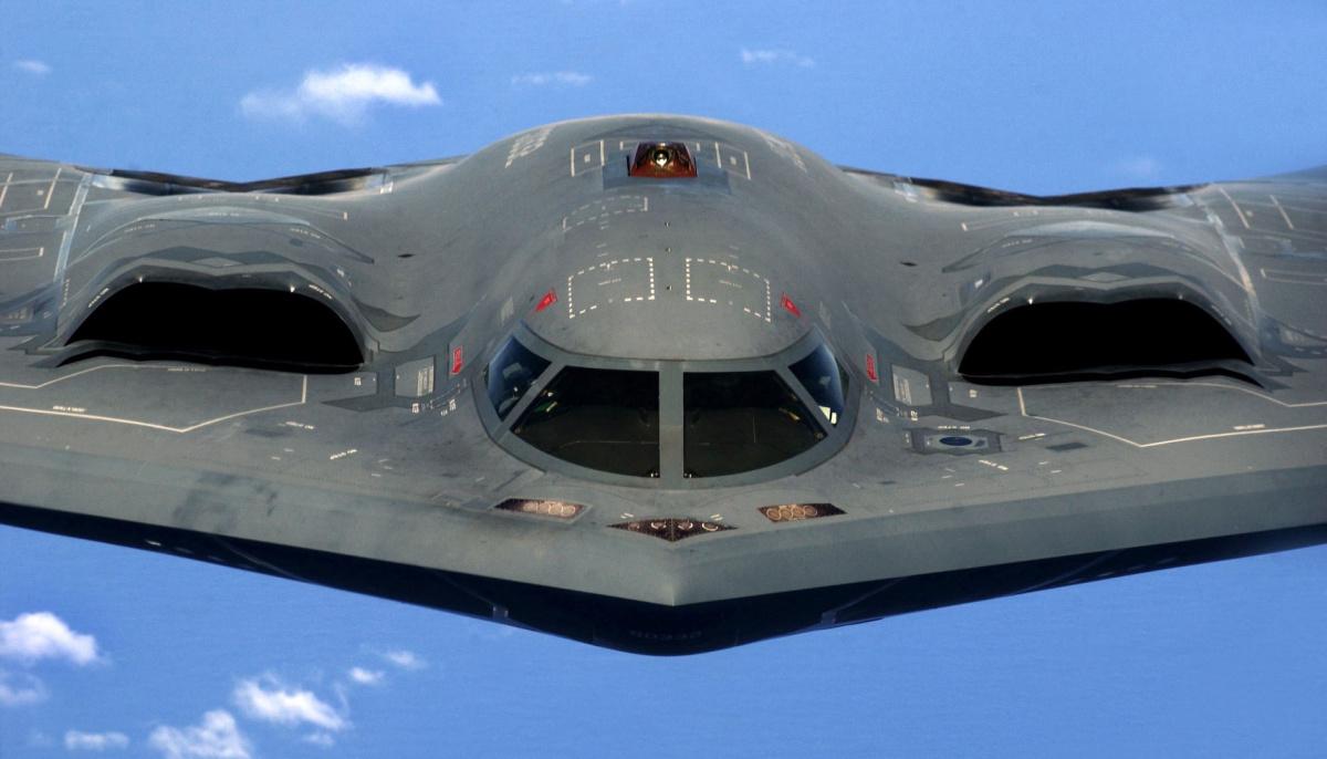 The Northrop Grumman B 21 Stealth Bomber Simply