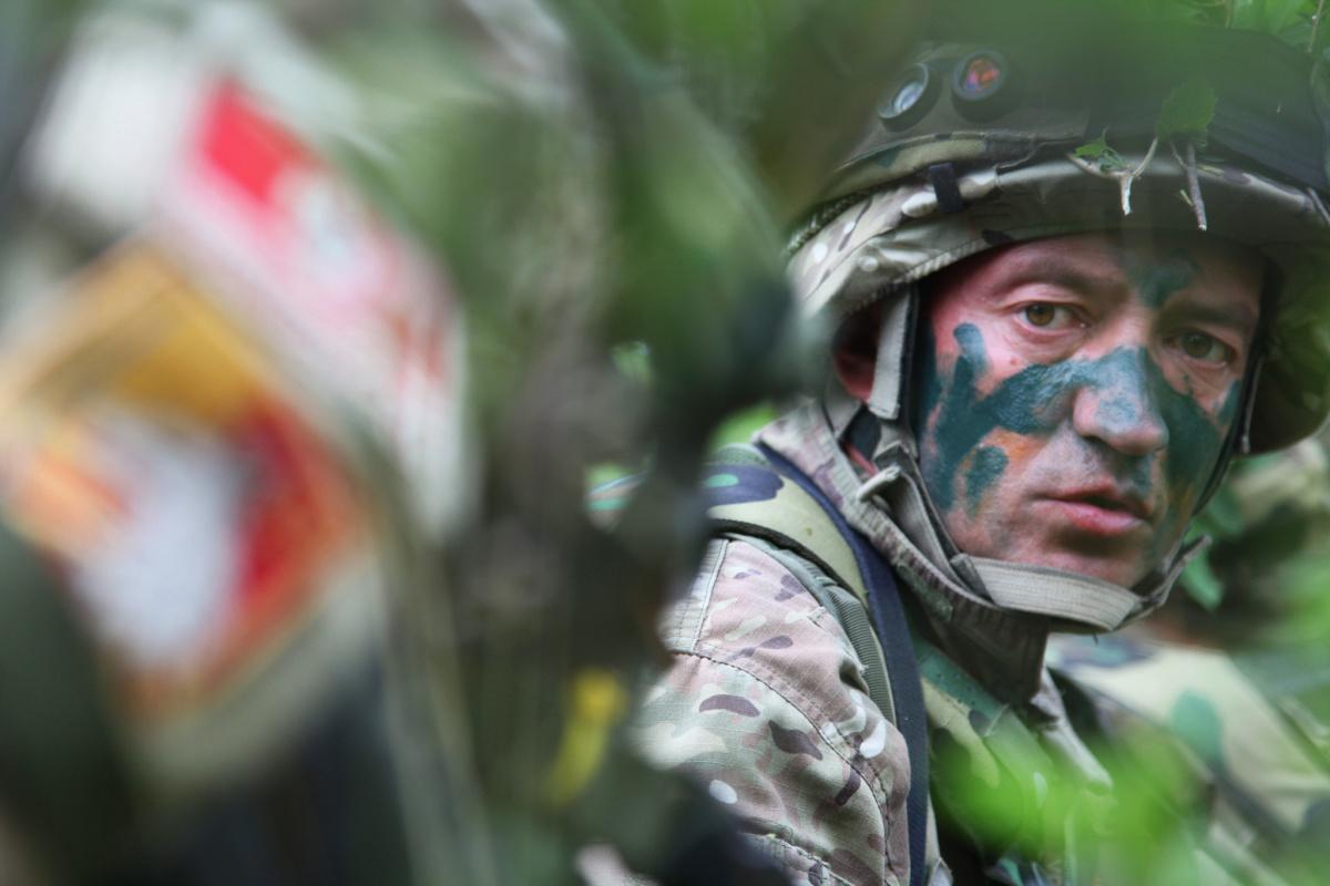 Immediate Response 2012 training event in Slunj, Croatia. Flickr/Department of Defense