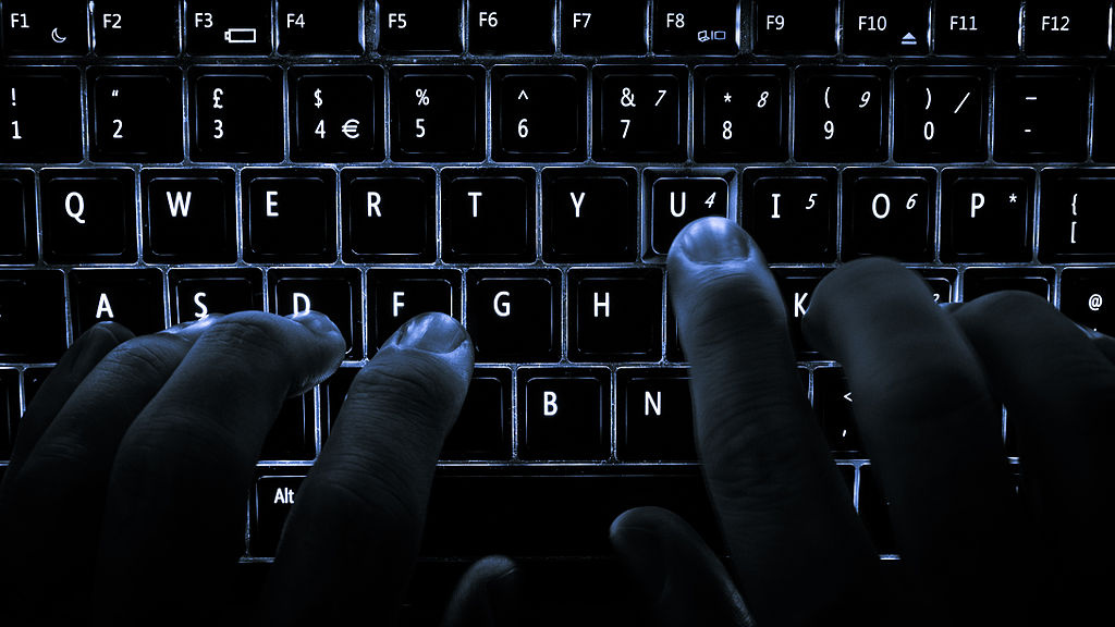 Backlit keyboard. Wikimedia Commons/Creative Commons/@Colin